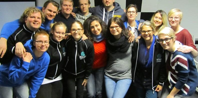 Bilder från Ungdomklubbskonferensen 2013