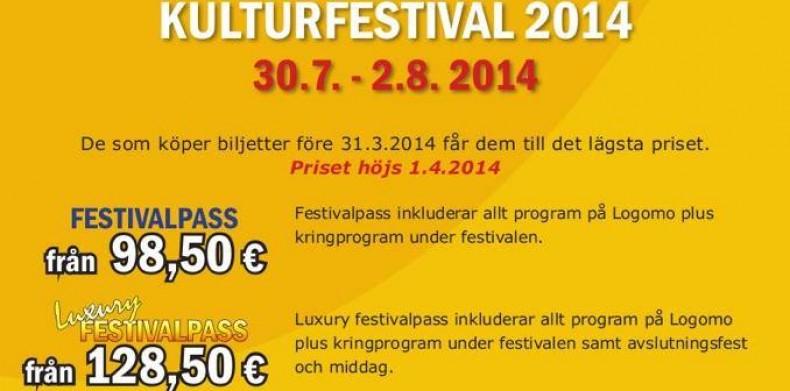 Dövas Nordiska Kulturfestival