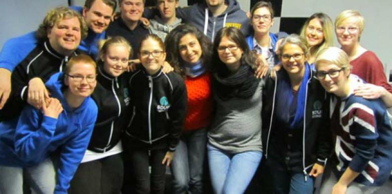 Ungdomsklubbskonferens 2014