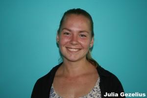 Julia G webb