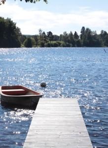 The Lake Siljan